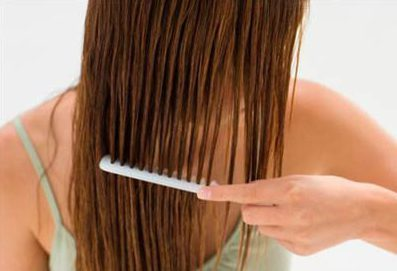 маска для волос с аиром и уксусом