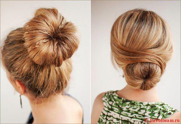 Как сделать начес волос