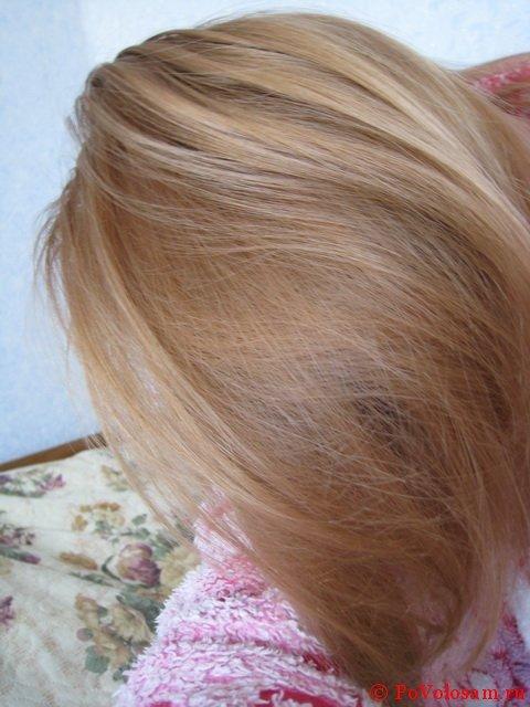 блондин тон