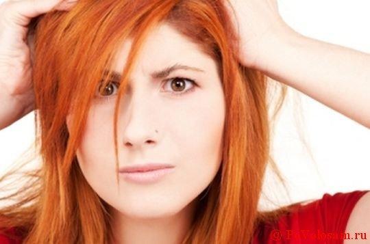 проблема тонкости волос