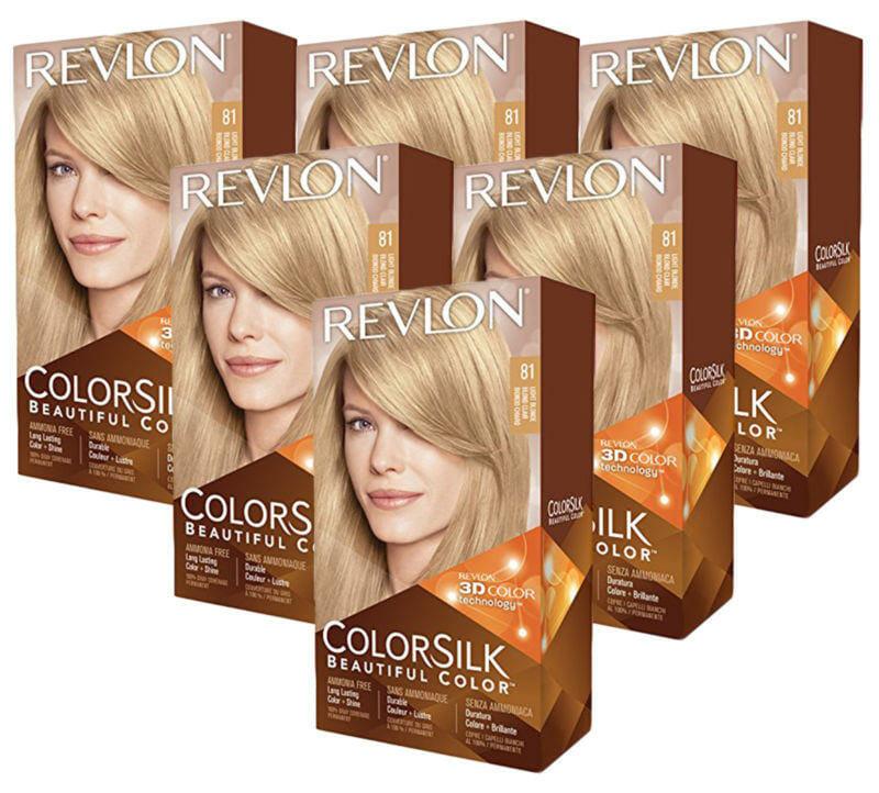 краска блонд