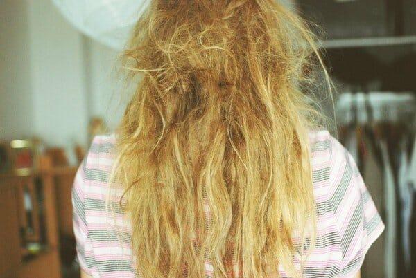 волосы запутываются